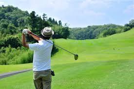 ゴルフのための肩甲骨ストレッチ