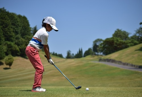 ゴルフのアドレスに必要な股関節の柔軟性チェック方法