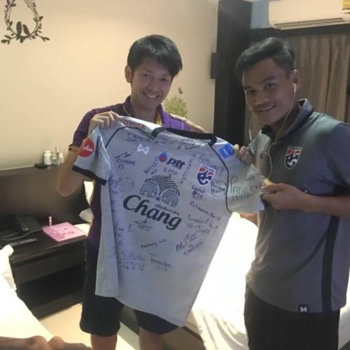 タイ ビーチサッカー代表帯同レポート