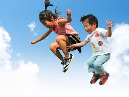 子供の成長にかかせない運動ピラミッドを知ろう